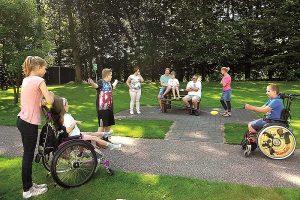 Ronald McDonald Boshuus - Rolstoelvakanties en aangepaste accommodaties in Nederland