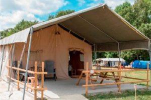 Camping Parc de La Brenne - Rolstoelvakanties en aangepaste accommodaties in Europa